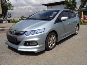 HONDA INSIGHT 2012 MUGEN DESIGN BODYKITS