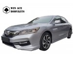 HONDA ACCORD 2016 MODULO DESIGN BODYKITS
