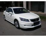 HONDA ACCORD 2008 MODULO DESIGN BODYKITS