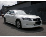 HONDA ACCORD 2008 MUGEN DESIGN BODYKITS