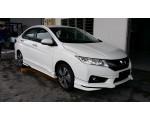 HONDA CITY 2014 MODULO DESIGN BODYKITS