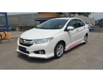 HONDA CITY 2014 RSR DESIGN BODYKITS