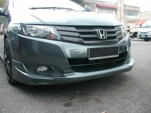 HONDA CITY 2009 MUGEN DESIGN BODYKITS