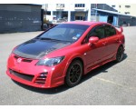 HONDA CIVIC 2009 ADVANCE RR DESIGN BODYKITS