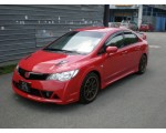 HONDA CIVIC 2009 MUGEN RR DESIGN BODYKITS