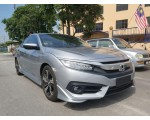 HONDA CIVIC 2016 MODULO DESIGN BODYKITS