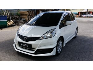 HONDA JAZZ 2012 MODULO DESIGN BODYKITS