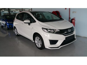 HONDA JAZZ 2014 MODULO DESIGN BODYKITS