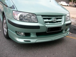 HYUNDAI MATRIX BODYKITS