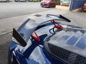LOTUS EXIGE V6 380 SPORTS REAR WING
