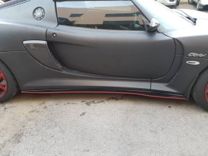 LOTUS EXIGE V6 380 SPORTS SIDE SKIRT