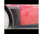 LOTUS EVORA GT4 LOWER FENDER VENT