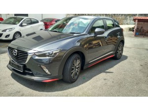 MAZDA CX-3 2016 OEM DESIGN BODYKITS