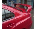 Mitsubishi Lancer rear wide body panel