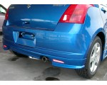 Suzuki Swift RSR rear skirt