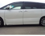 Toyota Estima 2009 TRD Side Skirt