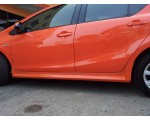 T. Prius C TRD Sportivo side skirt