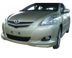 TOYOTA VIOS 2007 TOM'S DESIGN BODYKITS