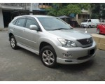 TOYOTA HARRIER 2010 BODYKITS